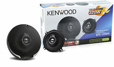 "Kenwood KFC-1395PS 5 1/4"" 3 Way Car Speakers Pair New KFC1395PS"