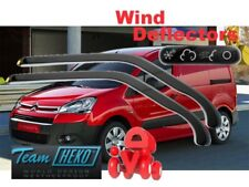 Wind deflectors Citroen Berlingo / Peugeot Partner 2008 -   2.pc HEKO  26133