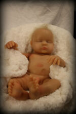 """Solid full silicone reborn baby 19"""" BOY anatomically correct made custom SALE"""