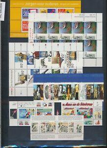XC66384 Netherlands mixed thematics sheets XXL MNH