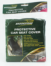 1 x PROTECTIVE CAR FRONT SEAT COVER PROTECTORS COVERS