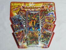 NEW Duel Masters Trading Card Game Ryuken Gaillard Moeyo DMD-18 Super V Deck tcg