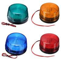 12V Flashing Strobe Beacon Emergency LED Warning Light Car Auto Amber  Lamp top