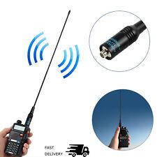 10W 2.15dB NA-771 Radio Antenna Dual Band SMA-F Replace For Baofeng UV-82 UV-5R