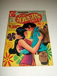 Charlton FOR LOVERS ONLY #61 (1971) Art Cappello & Sal Gentile Cover
