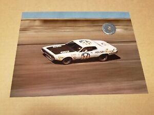 Pete Hamilton 1972 Plymouth Road Runner 8 X 10 Photo Daytona 500 Housby Mack