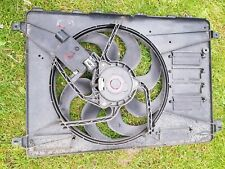 FORD GALAXY,S-MAX 2.0 TDCI ENGINE COMPLETE FAN WITH CONTROL MODULE, 2006 TO 2015