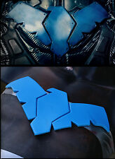 Nightwing Batman Chest Emblem For Costume Cosplay Justice League Logo Heroes