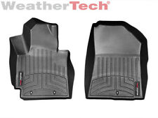 WeatherTech Floor Mat FloorLiner for Kia Soul - 2014-2017 - 1st Row - Black