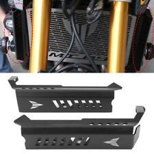 CNC Motorcycle Radiator Grille Side Cover Guard for Yamaha MT-09 FZ-09 2014-2016