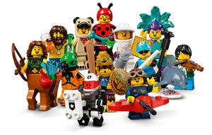 LEGO 71029 LEGO SERIES 21 MINIFIGURES (Full Set of 12 Minifgures)