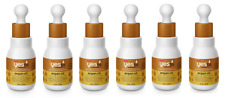Yes To Miracle Oil Brighten & Condition Argan Oil for All Skin Types 1 Oz (6 Pk)