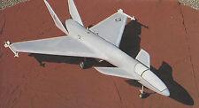 H-Tech 2001 Ducted Fan, Turbine, EDF Canard Jet Plans, Templates & Instructions