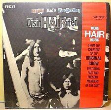 DISINHAIRITED - Studio Cast - '69 RCA LP - FACTORY SEALED - Ragni Rado MacDermot