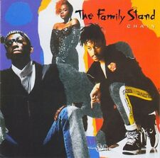 The Family Stand - Chain / Atlantic Records CD  1990