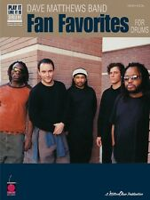 Dave Matthews Band Fan Favorites for Drums Play It Like It Is New 002500643