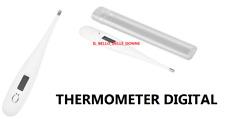 Baby Termometro Termometri digitale adulto bambino malato controllo di sicurezza