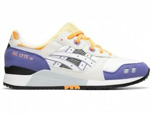 Asics Sport Style Men's Shoes GEL-LYTE III OG 1191A266 WHITE / ORANGE