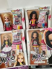 MOXIE GIRLZ Girls Set lot of 4 ART-TITUDE Arttitude Avery Monet Lexa Sophina