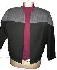STAR TREK Uniform set Captain prop Movie 7 teilig - First Contact DS9 XL Replica