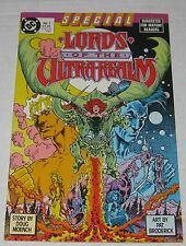 LORDS OF THE ULTRA-REALM SPECIAL  (1986) #1  DC Comics VF/NM