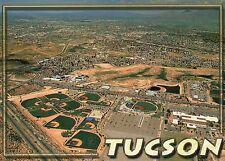 Aerial View of Tucson Arizona Baseball Fields for MLB Spring Training - Postcard