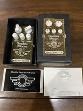 Mad Professor Double Moon Chorus & Flanger Effect Pedal For Guitar Or Bass
