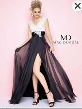 Mac Duggal Formal Gown Prom Pagaent Dress size 4