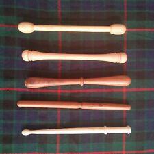 More details for irish celtic bodhran drum beater,tipper,bodhran stick beater,mix wood beaters