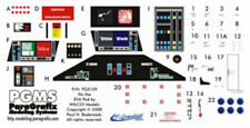 Paragrafix 2001: A SPACE ODYSSEY EVA POD  DECALS - PGX109 Sci-Fi Model Add-On