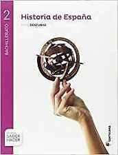 (CANT).(16).HISTORIA ESPAÑA 2ºBACH.(+CUAD.EVAL) *CANTABRIA