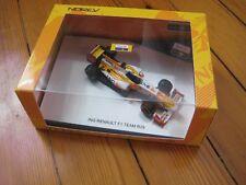 Renault F1 Team R29 Alonso ING Norev Die Cast 1/43 Voiture Miniature Wagen