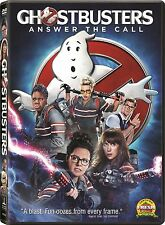 Ghostbusters (DVD 2016) BRAND NEW* Action, Comedy, Fantasy NOW SHIPPING !