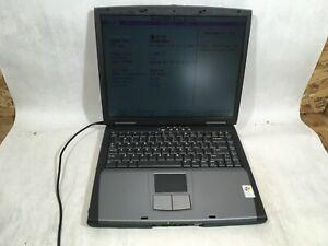 "WinBook ACY13 Pentium 4M 1.7 GHz 256 MB Ram 15"" Boots- FT"