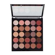 MUA Makeup Academy 25 Eyeshadow Palette Nude Neutral Festive Neon Matte Shimmer!