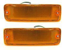 Toyota Hilux 2WD/Doble Cabina RN85 YN100 4 Runner 89-91 Indicadores Señal Delantera Lh + rh