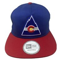 New Era NHL 9Fifty COLORADO AVALANCHE Blue Red 950 Snapback Cap Hat NWT