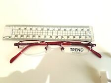 Semi Rimless Designer Glasses Frame for prescription Lens eyeglasses Spectacles