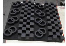 "2"" Thick Studio Acoustic Soundproofing Foam Tiles 48""x 48"""