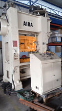 Aida PDA-125L high speed press 125 ton 32mm stroke complete and fully refurbishe