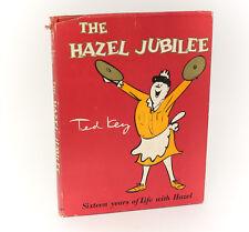 Ted Key 'The Hazel Jubilee'  E.P. Dutton & Co. 1959. 1st Ed, Signed w/ cartoon