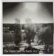 (DD903) The Tallest Man On Earth, 1904 - 2012 DJ CD