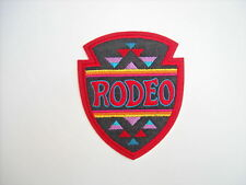 """""""New Condition""""   Rodeo Western Patches-"""