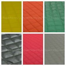 Ready Quilted Waterproof PVC Fabric Box Design Heavy Duty Pre-Quilted Padded