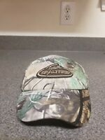 Team Realtree Logo Camo Hunting Field Hat Cap Adjustable Camouflage