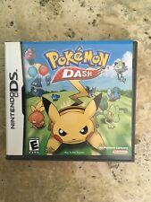 Pokemon Dash for Nintendo DS - Complete