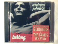 ANDREAS JOHNSON Liebling cd GERMANY SIGILLATO SEALED!!!
