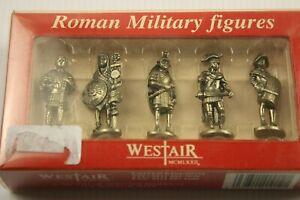 Westair Roman Military Figures Miniature Set Of 5 NIB
