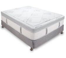 California King Size  Mattress 14 Inch Hybrid Cool Gel Memory Foam & Innerspring