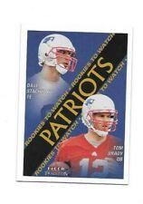 Tom Brady 2000 Fleer Glossy RC  PATRIOTS